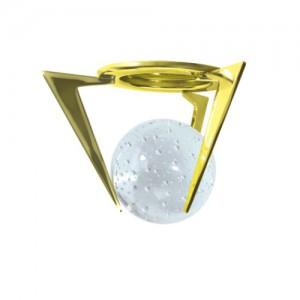 золотая лампа
