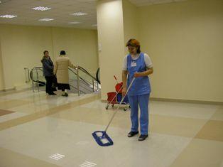 клининговые услуги