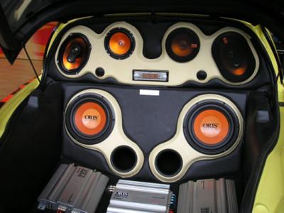 акустика для автомобиля
