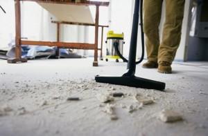 уборка при строительстве