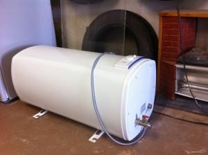 подготовка водонагревателя к установке