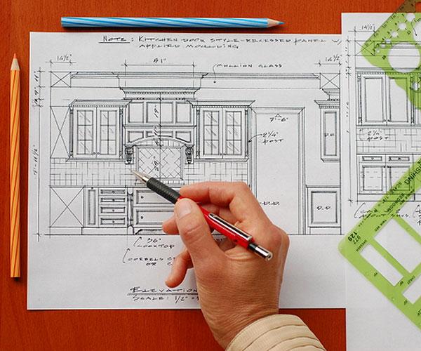 Как создается дизайн проект
